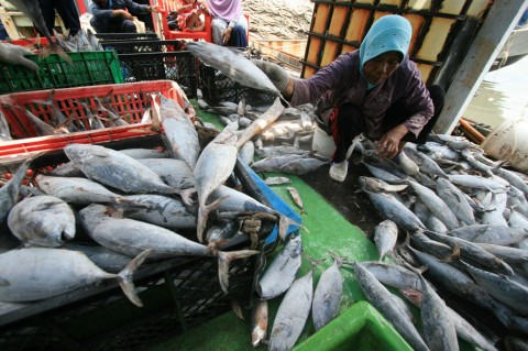Masyarakat Negara Maritim Harus Gemar Makan Ikan
