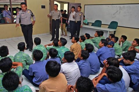 Kenakalan Remaja Jadi Kejahatan Paling Dominan di Tangsel