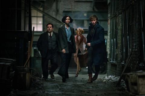 Bocoran Terbaru Film Fantastic Beast 2