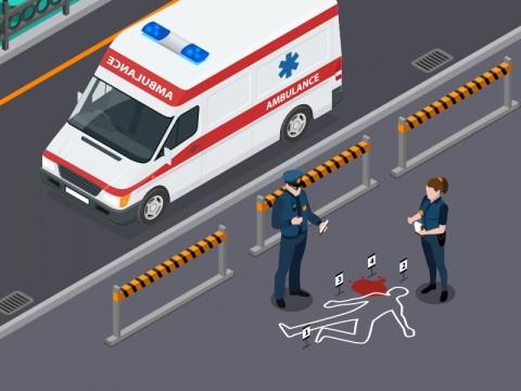 Angka Kecelakaan Lalu Lintas di Sidoarjo Menurun