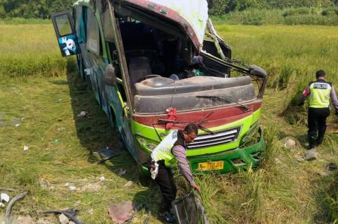 Korban Meninggal Laka Lantas di Jombang Menurun Drastis