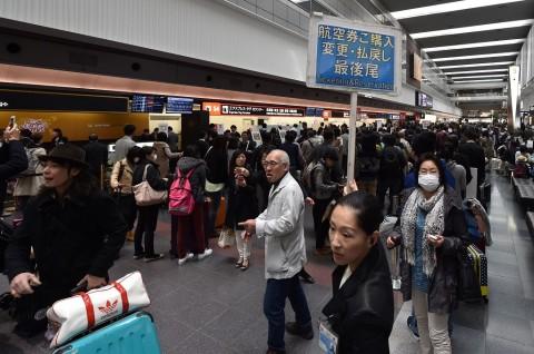 Buang 100 Peluru Aktif, Wanita AS Ditangkap di Bandara Tokyo