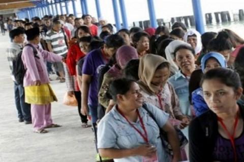 Bantuan Hukum Diupayakan bagi TKI yang Terancam Dideportasi