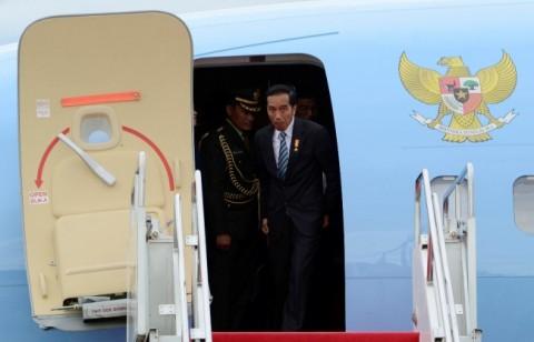 Jokowi Temui Tiga CEO Perusahaan Strategis Turki