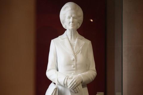 Khawatir Dirusak, Patung Margaret Thatcher Batal Dipajang