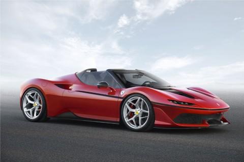 Desain Ferrari J50, Terbaik Versi Red Dot Award