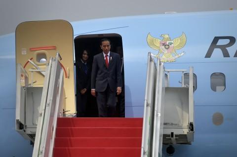 Ikut ke Turki dan Jerman, Keluarga Jokowi Tidak Bebani Anggaran Negara