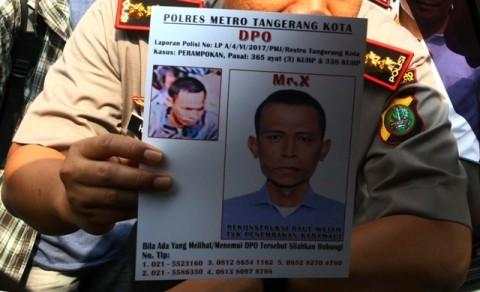 Penembak Italia Tewas di Lampung Selatan