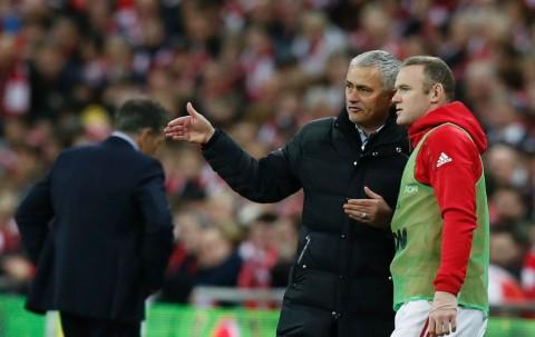Mourinho Tak Bisa Menghalangi Keinginan Rooney Hengkang dari MU