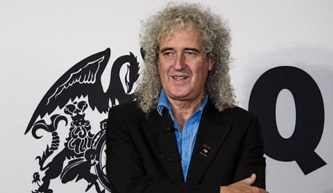 Gitaris Queen Beri Komentar Soal Film Biopik Freddie Mercury