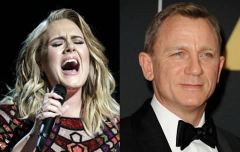 Daniel Craig dan Adele Beri Sinyal Positif untuk James Bond Mendatang