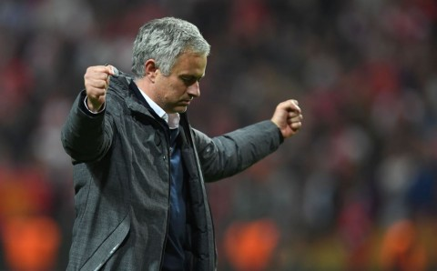 Mourinho Sebut Lukaku Pemain Besar