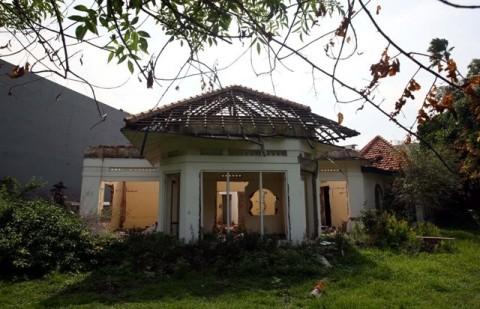 Pembangunan Rumah Cantik Menteng Sudah Sesuai IMB