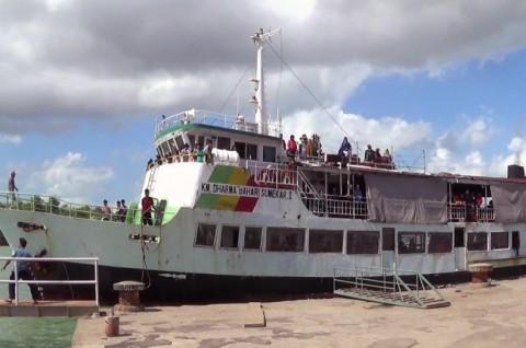 Pelayaran Nasional Masih tertinggal