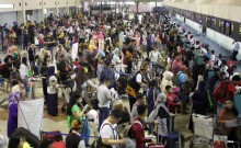 Peningkatan Penumpang di Bandara Juanda tak Sampai 1%
