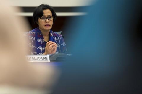 Sri Mulyani tak Memaksa Komisi VI Restui Tambahan Modal Negara ke Djakarta Lloyd