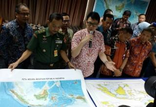 Peta Indonesia Diperbaharui