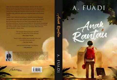 Ahmad Fuadi Berharap Novel Anak Rantau Bisa Menyembuhkan Banyak Luka