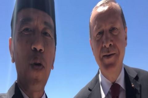 Dubes Turki Ingin Bikin Vlog seperti Jokowi