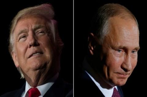 Trump Mengaku akan Undang Putin ke Gedung Putih