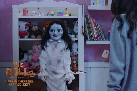 Herjunot Ali Beberkan Alasan Boneka Anak Kecil The Doll 2 Terlihat Seram
