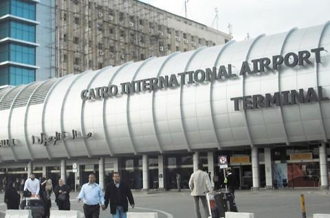 Pistol Mainan Picu Krisis di Bandara Internasional Mesir