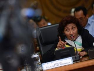Menteri Susi: Indonesia Berhak Mengganti Nama Laut Cina Selatan