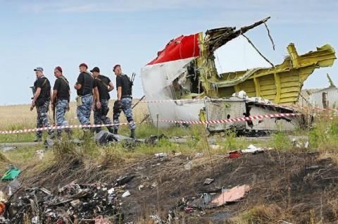 Peringatan Tiga Tahun MH17, Keluarga Korban Tanam 298 Pohon