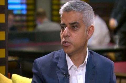 Wali Kota London Tolak Gelar Karpet Merah untuk Trump