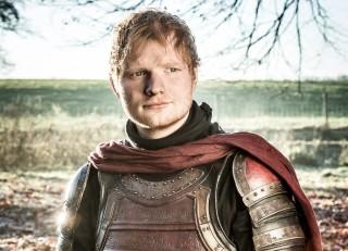 Sutradara Game of Thrones Bela Ed Sheeran