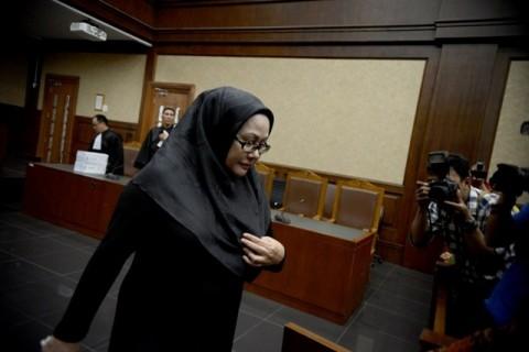 Ratu Atut Divonis 5,5 Tahun Penjara