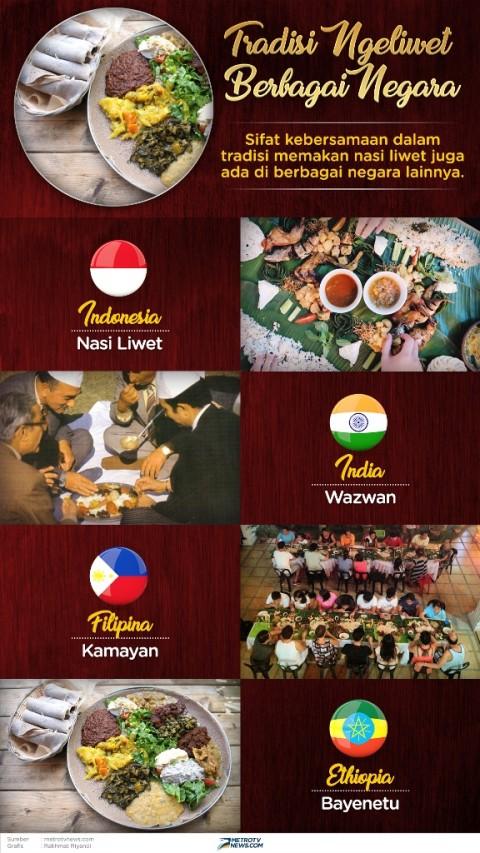 Tradisi Ngeliwet di Beberapa Negara