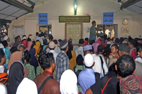 Kawasan Cagar Budaya Banten Lama Mulai `Diperhatikan`