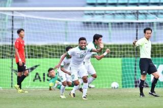 Jaga Asa Lolos, Indonesia U-22 Bantai Mongolia