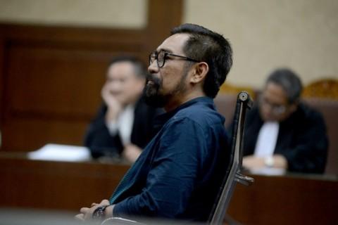 Choel Mallaranggeng Dieksekusi ke Lapas Sukamiskin