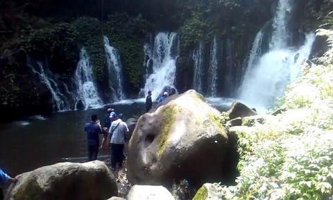 Mengintip Keindahan Air Terjun Coban Ciblungan di Malang