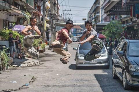 Trailer Film Laga Iko Uwais dan Tiger Chen Dirilis