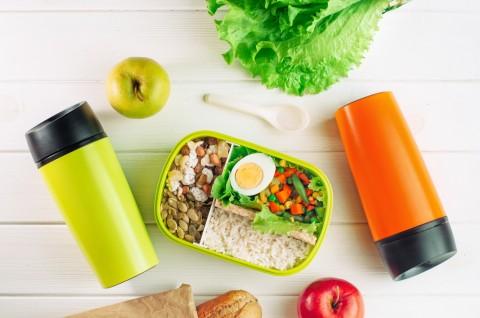 Takaran Makan Siang Untuk Menurunkan Berat Badan