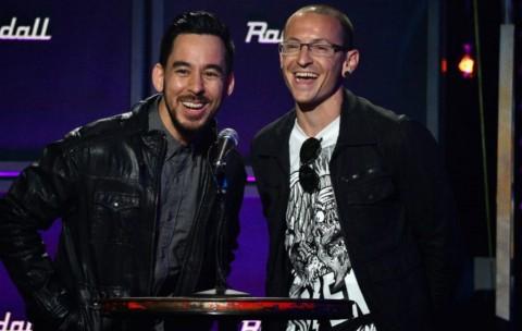 Mike Shinoda Unggah Foto Masa Awal Linkin Park