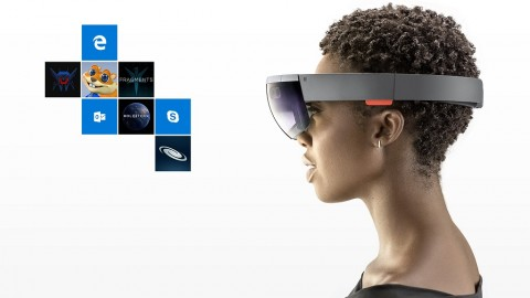 Microsoft Buat Prosesor AI Khusus untuk HoloLens