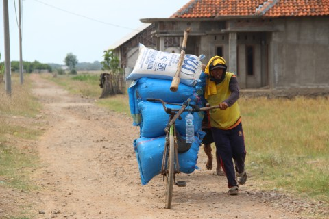 Petani Garam Berharap Keran Impor tak Dibuka