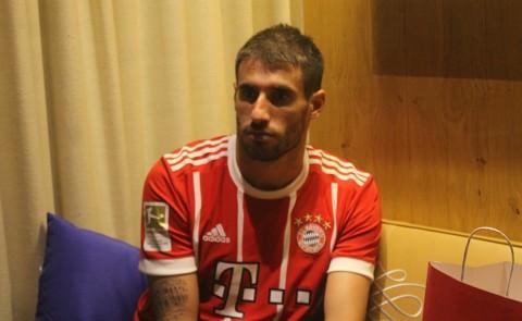 Javi Martinez Soal Cuaca Singapura dan Persiapan Bayern Jelang Piala Super Jerman