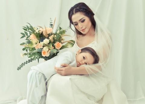 Tema Gaun Pengantin Favorit Jessica Iskandar