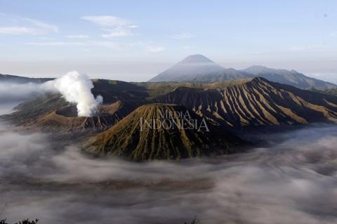 Pesona Wisata Gunung Bromo