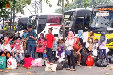 Menhub: 290 Ribu Orang Ikuti Program Mudik Gratis