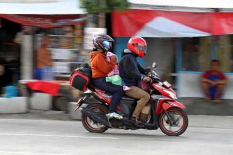 Kata Menhub soal Banyaknya Pemudik Menggunakan Sepeda Motor