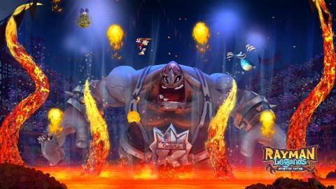 Rayman Legends: Definitive Edition Bakal Hadir di Nintendo Switch