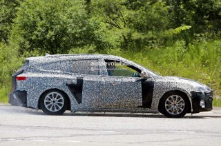 Penampakan Ford Focus Wagon 2019