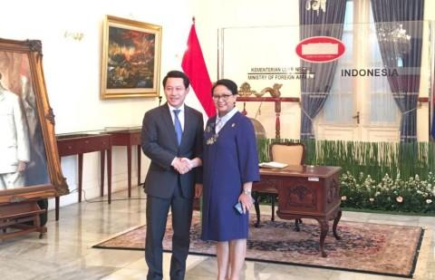 Indonesia-Laos Kuatkan Upaya Tangkal Terorisme di Kawasan