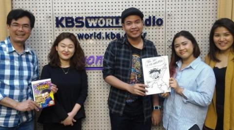 Kolaborasi Si Juki dengan Karakter Animasi Asal Korea
